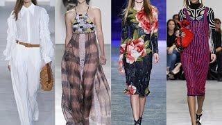 13 трендов весны и лета 2017 с показов Недели моды в Нью Йорке