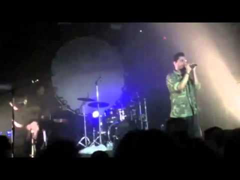 The Weeknd Performs Rolling Stone @ The Mod Club In Toronto [HQ]