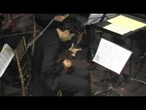 Avi Avital (mandolin) plays Y. Kuwahara