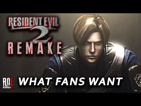 RESIDENT EVIL 2: REMAKE | What We Want To See