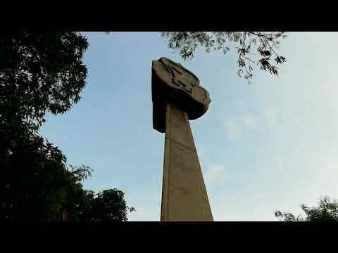 Sri Lanka Girl Guides  Colombo Statue