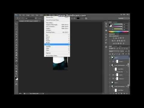 Photoshop Tutorial - How to create a forum avatar