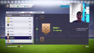 FIFA 18 EN DIRECTO CON CAMARA 2.0