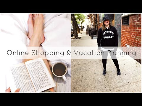 Online Shopping & Vacation Planning | As Told By