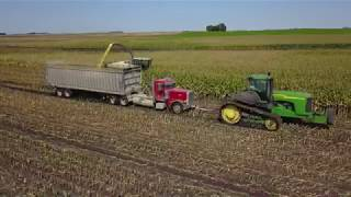 CY Harvesting, Silage 2018