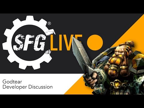 SFG Live: Godtear - Developer Discussion