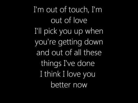 Ed Sheeran - Lego House Lyrics