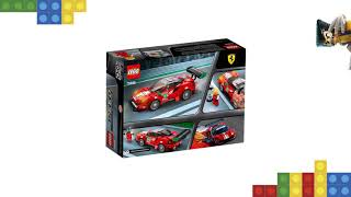 LEGO Ferrari 488 GT3 Scuderia Corsa 75886: Review