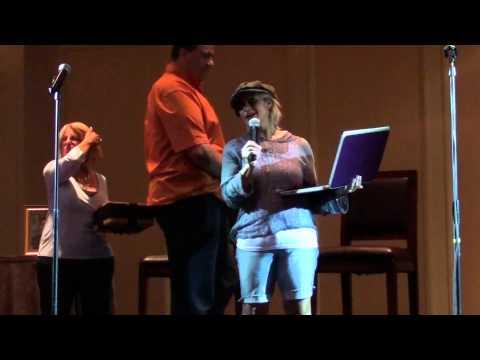 Brady Bunch Convention  Ann B. Davis Tribute Part 1  Aug 15, 2014
