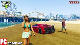 GTA 5 PC Online Gameplay! - GTA 5 PC Online Racing & Freeroam GamePlay! - GTA5 PC Review! (GTA 5 PC)