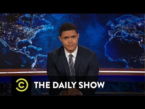 The Daily Show - Trevor Reacts to the Orlando Shooting