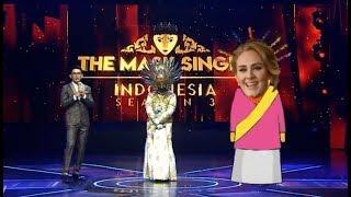 Melengking Putri Malu Nyanyi 39 Never Enough 39 Mirip Adele The Mask Singer S3 Eps 7 1 6