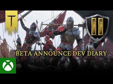 Chivalry 2 - Beta Announce | Release Date | Dev Diary