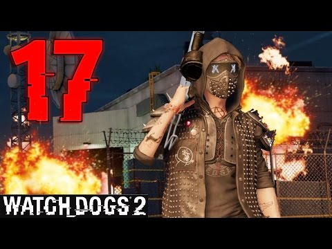 WRENCH SPACCATUTTO!! - WATCH DOGS 2 [Walkthrough Gameplay ITA HD - PARTE 17]