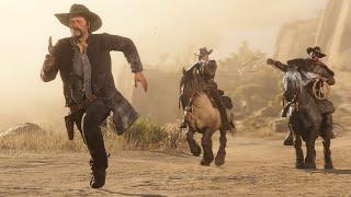 ♦ Стрим ♦ 4. Red Dead Redemption 2.ШМАНАЕМ ВСЁ И ВСЕХ-КОПИМ НА 1Ю ПРОФУ.