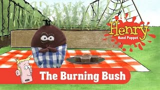 Moses and the Burning Bush | Henry Hand Puppet | Ep9