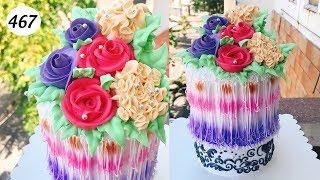 chocolate cake decorating vanilla (467) Học Bánh Kem Đơn Giản (467)