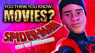 Spider-Man: Into the Spider-Verse - You Think You Know Movies?