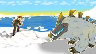 SNOWSTALKER - PIERWSZY LĄDOWY AGRESOR! | SUBNAUTICA BELOW ZERO #12