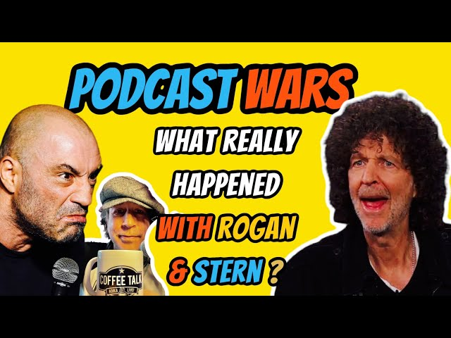 Howard Stern Goes off on Joe Rogan getting Covid!