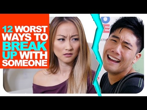 Thumbnail: 12 Worst Ways To Break Up With Someone!