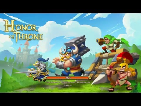 Honor of Throne - Android Gameplay
