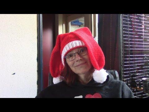 Haken Tutorial 404 Vonnes Joker Kerstmuts Youtube