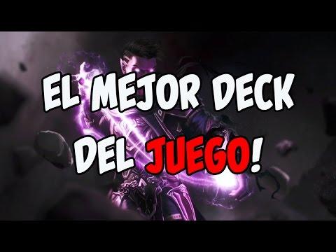 EL MEJOR DECK DEL JUEGO en THE ELDER SCROLLS LEGENDS