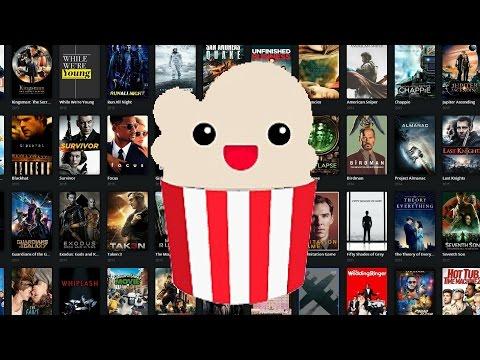 ¡Como ver Películas gratis método 2017! Popcorn Time Review en español