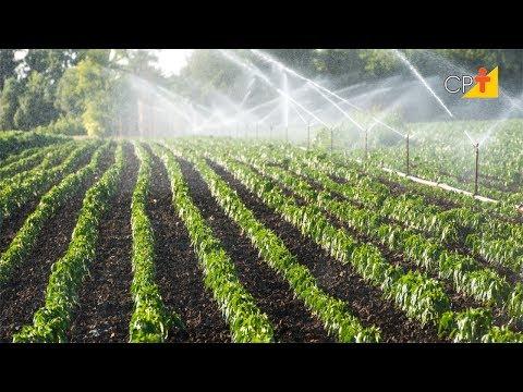 Clique e veja o vídeo Aspersão Convencional - Curso Projeto de Irrigação por Aspersão