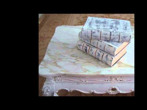 Shabby Chic Painting Projects BEFORE And AFTER DIY A Linda Grunewald Original