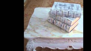 Shabby Chic Painting Projects--before And After--diy