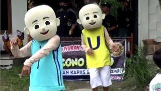 UPIN & IPIN BADUT LUCU GOYANG SELAMAT ULANG TAHUN TERBARU