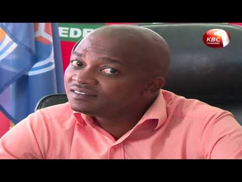 FKF president Nick Mwendwa calls on sponsors to come and support Football in the country