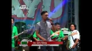 New Gita Bayu - Hitam Manis - Gerry.M LIVE 2015