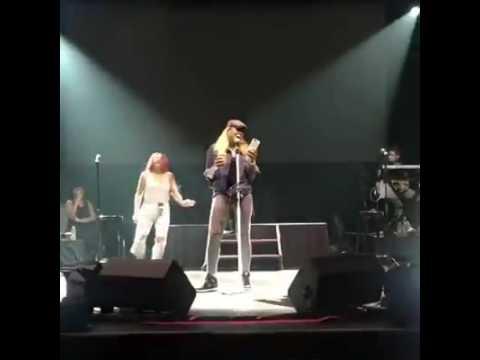 "[NEW] Tamar Braxton - ""Love & War"" LIVE REHEARSAL(longer clip) June 2016 @ATL Fox Theater (6/2/2016)"