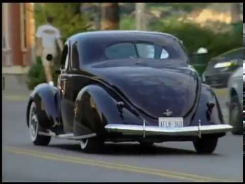 37 Lincoln Zephyr Hotrod Dream Car Garage 2002 Tv Series Youtube
