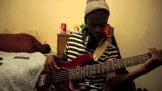 Harmonik Mwen Bouke Bass Cover