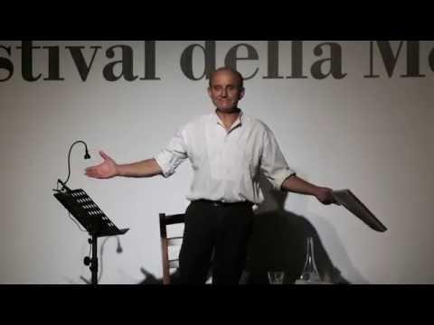 Festival della Mente 2016 - Giuseppe Cederna