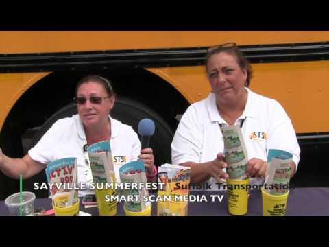 SAYVILLE Summerfest 2016  Suffolk Transportation