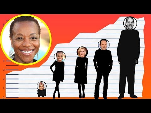 How Tall Is Marianne JeanBaptiste?  Height Comparison!