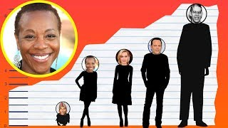 How Tall Is Marianne Jean-Baptiste? - Height Comparison!