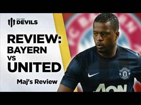 'Too Busy Celebrating' | Bayern Munich 3 - 1 Manchester United | REVIEW