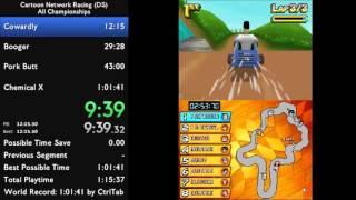 Cartoon Network Racing (DS) (Todos los Campeonatos) - 59:52