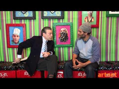 Artist Interview With Hassan Hajjaj