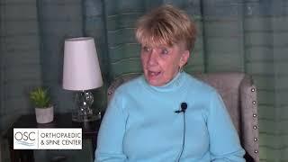 Patient Testimonial - Harriette Hoagland
