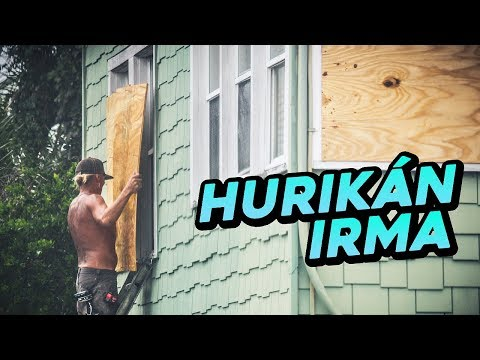 HURIKÁN IRMA - Máme se evakuovat! + Překvapení!