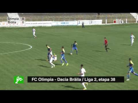 FC Olimpia - Dacia Brăila 01.06.2017