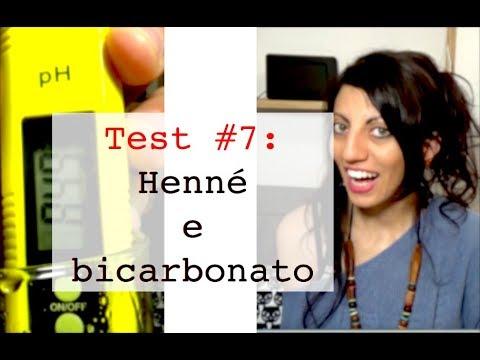 great fit aa3f8 56ec8 test #7: Henné e bicarbonato