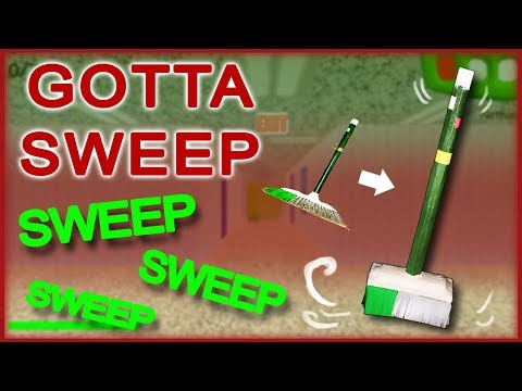 How to Make: Gotta Sweep! (Baldi's Basics)